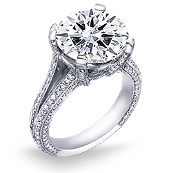 2.25 Carat Diamond Engagement Ring